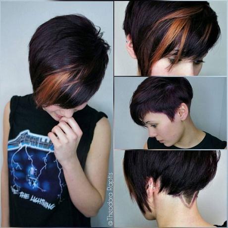 Female Haircuts Glasses Fringe