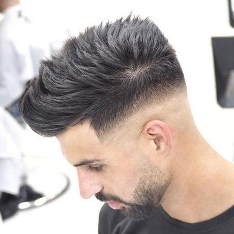 Men hairstyles 2018