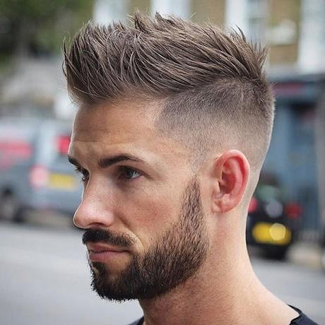 New mens hairstyle 2018