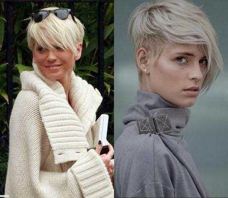 New short hair 2018