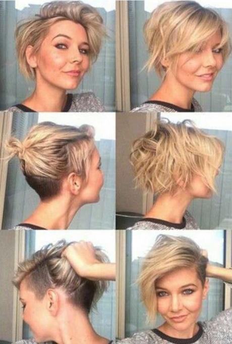Short Hairstyles For Fine Thin Hair 2018 - Famous Hair Style 2018