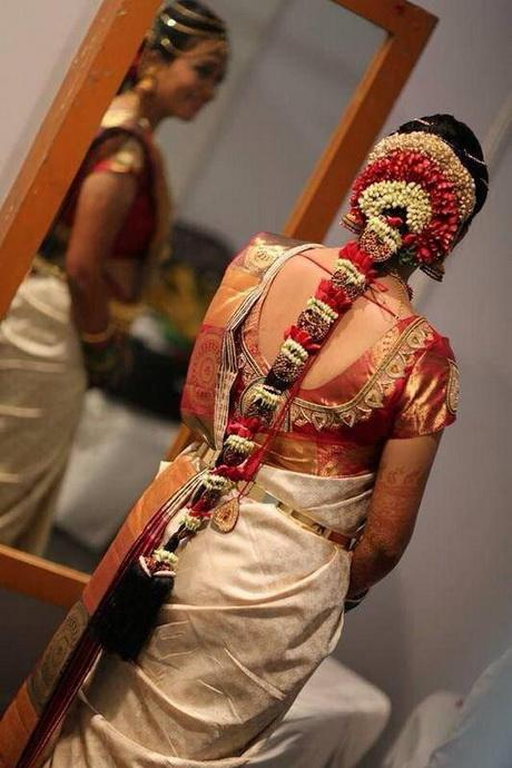 Bridal Hairstyles In South India