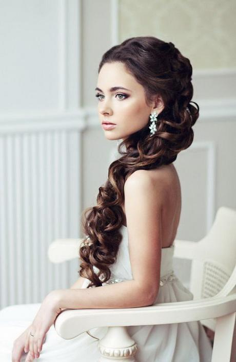 Bridal hairstyles long hairstyles beautiful for long hair wedding styles trends ideas junglespirit Gallery