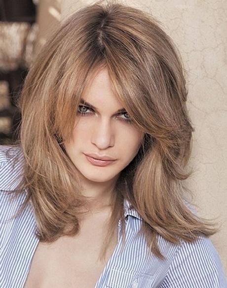 Magnificent Female Medium Length Haircuts Short Hairstyles Gunalazisus