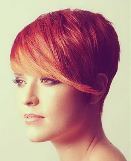 Short Hairstyles And Colors For 2015