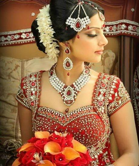 Wedding Hairstyle Tamilnadu: Tamil Bridal Hairstyles Pictures
