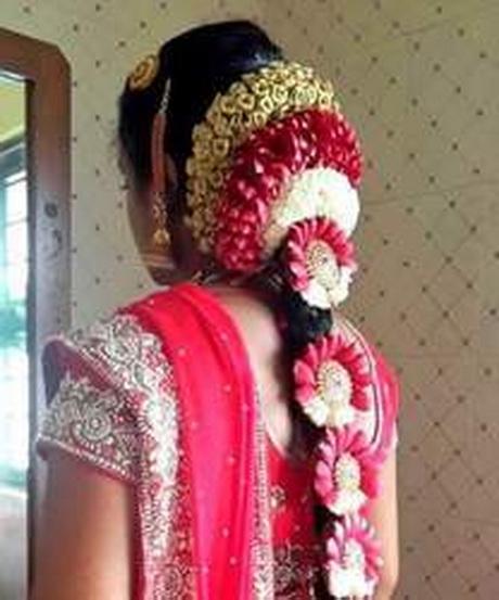 Wedding Hairstyle Tamilnadu: Tamilnadu Bridal Hairstyles Pictures