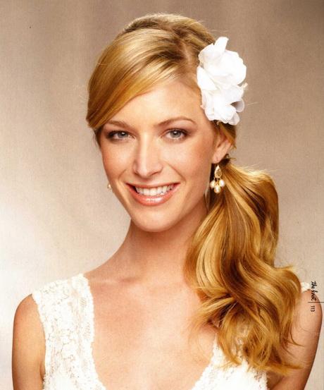 Wedding hair bridesmaid styles