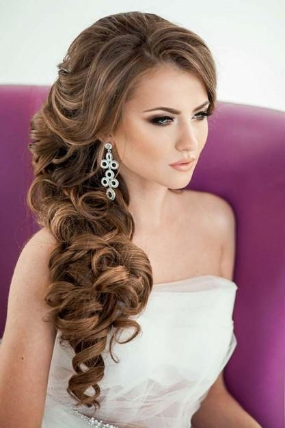 Best hairstyle for wedding party