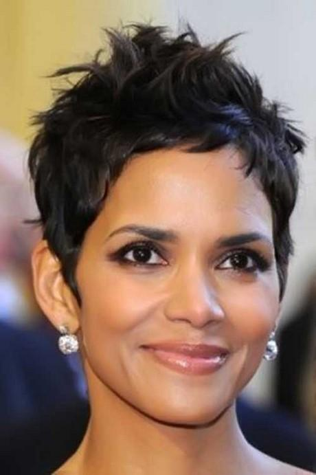 28 Trendy Black Women Hairstyles for Short Hair