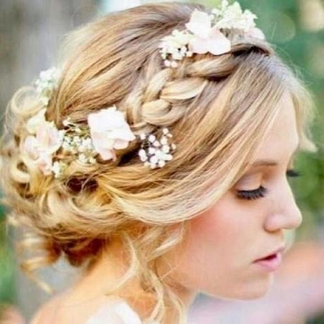 Hair do for a wedding 1000 ideas about wavy wedding hairstyles on pinterest wedding hairstyle inspiration wedding hairstyles and half up wedding junglespirit Gallery