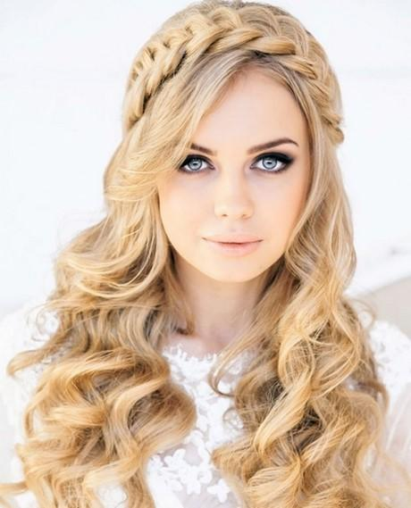 Hairstyle For Wedding Guest Long Hair Styles
