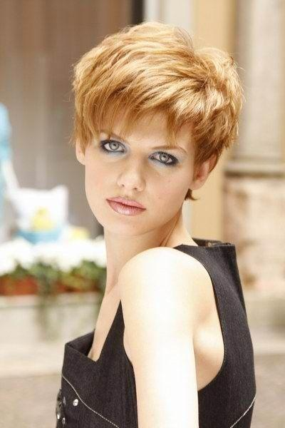 Pixie Haircuts For Straight Hair