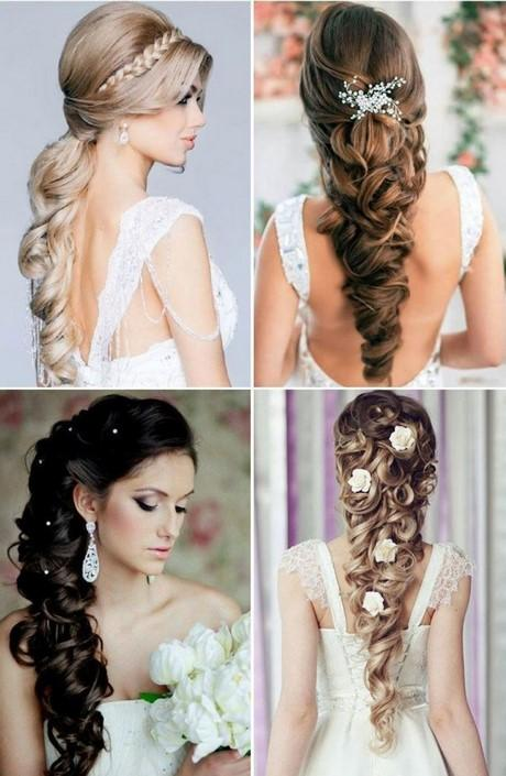 Wedding Party Hairstyles For Long Hair