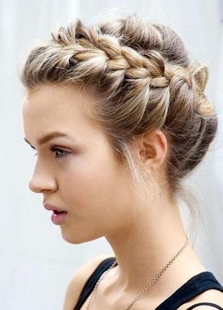 Cute Hairstyles For Medium Length Hair Easy : Cute easy braided hairstyles for shoulder length hair best