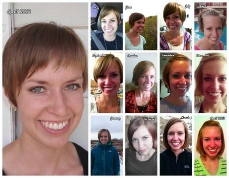 Growing Out Short Hair Stages