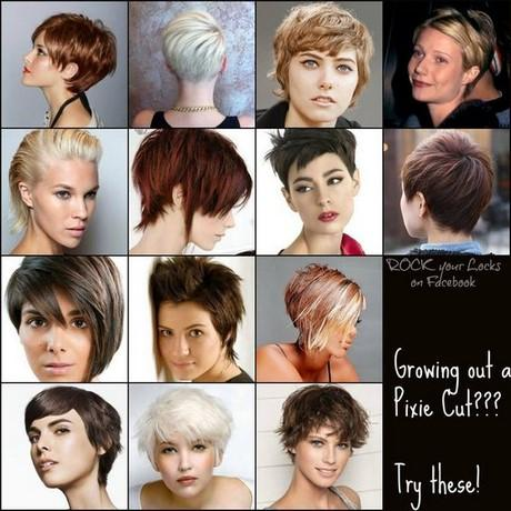 Beautiful hairstyles for short hair growing out pictures styles growing out short hair stages winobraniefo Image collections