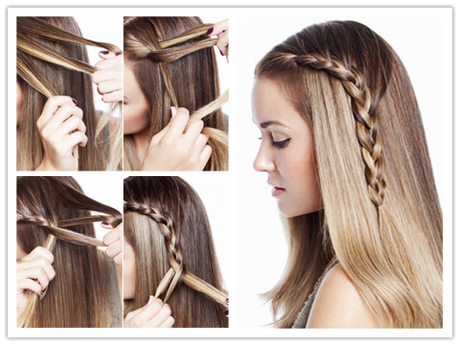 Simple Hair Braiding Styles