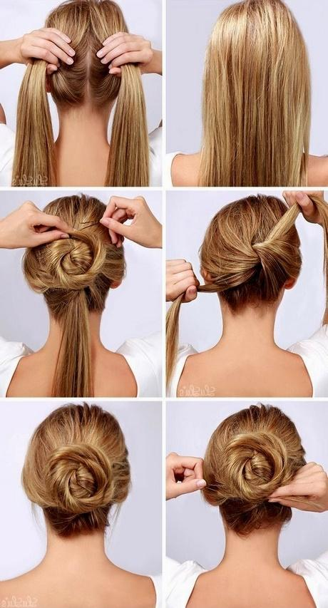 Easy hair updos to do yourself milkmaid hairstyle braided updo summer hair braided updo u003e for ethnic textures this style is best executed on stretched curls for maximum length solutioingenieria Image collections
