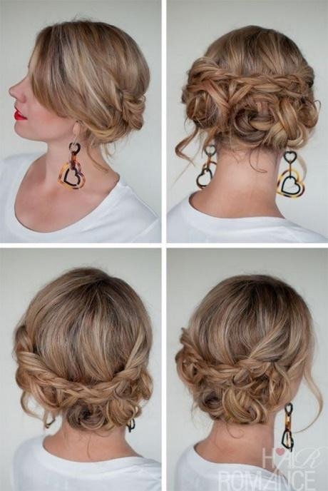 Easy upstyles to do yourself easy updos for medium hair to do yourself hairstyle names part for updo hairstyles names solutioingenieria Image collections