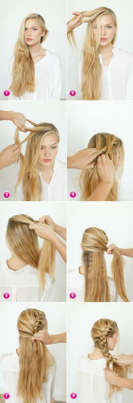 Easy upstyles to do yourself 50 cute and trendy updos for long hair bunch ideas of hairstyles for long hair to do yourself solutioingenieria Gallery