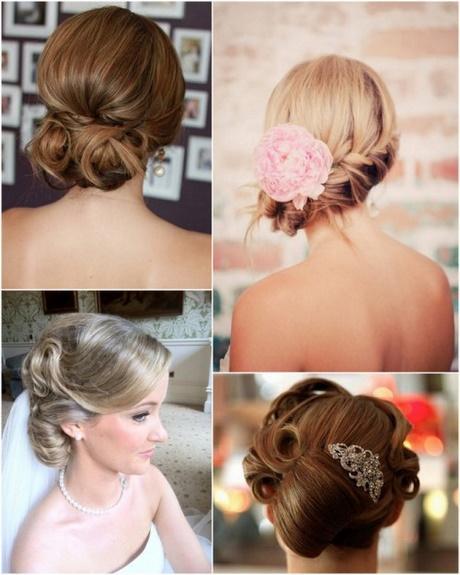 Easy wedding hair updos