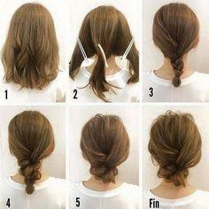 Hair updos you can do yourself 17 hair tutorials you can totally diy solutioingenieria Gallery