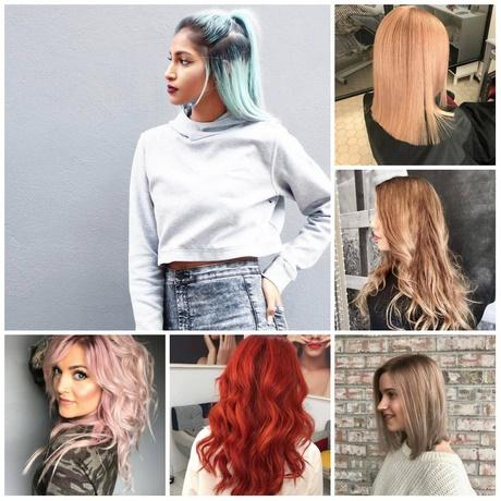 Biggest Hair Color Trends for Summer 2019