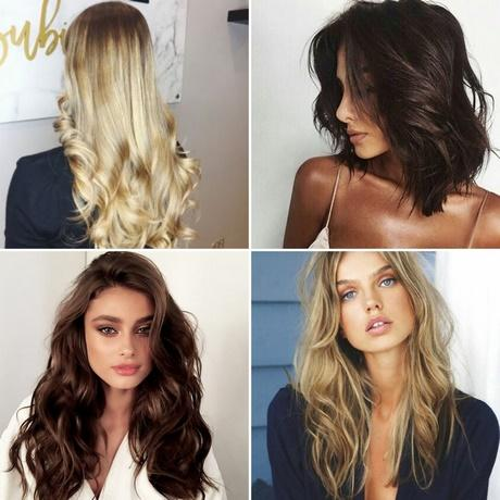 New Hair Trends 2018