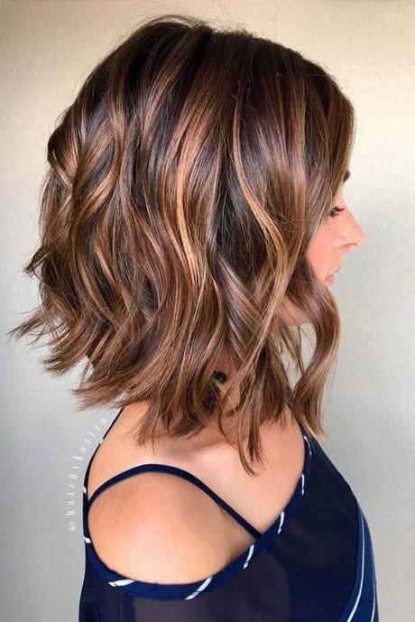 Short summer hairstyles 2018