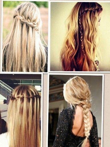 Beautiful easy hairstyles