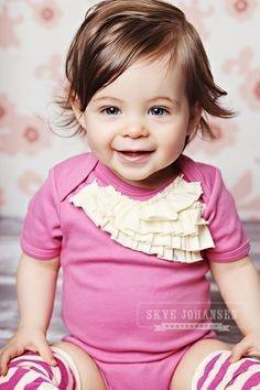 Cute baby girl hairstyles