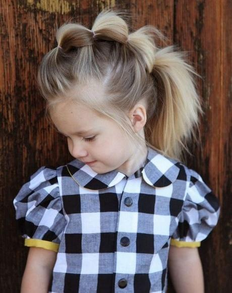 17 Best Ideas About Little Girl Hairstyles On Pinterest