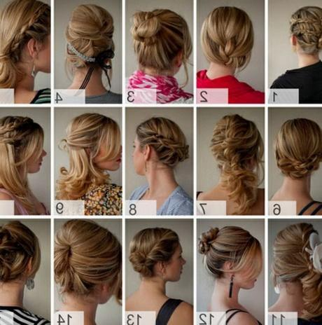 Best Easy And Fast Hairstyles Photos - Styles & Ideas 2018 - colled.info