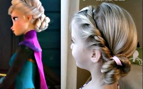 Cute easy little girl hairstyles