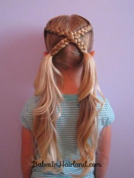 Cute girl hairstyles for long hair