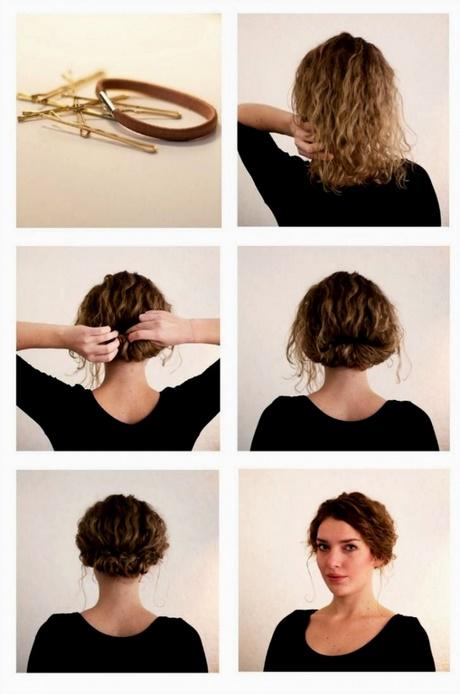 Easy And Simple Hairstyles For Short Hair - Hairstyles for short hair fast