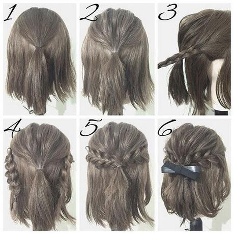 Easy and simple hairstyles for short hair more simple easy hairstyles solutioingenieria Image collections
