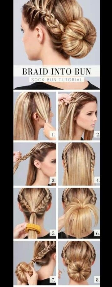 Fast cute hairstyles a super easy quick and cute hairstyle you can do yourself solutioingenieria Choice Image