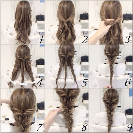 The 25+ Best Ideas About Easy Hairstyles On Pinterest   Simple Hairstyles  Simple Hair Updos And Easy Updo