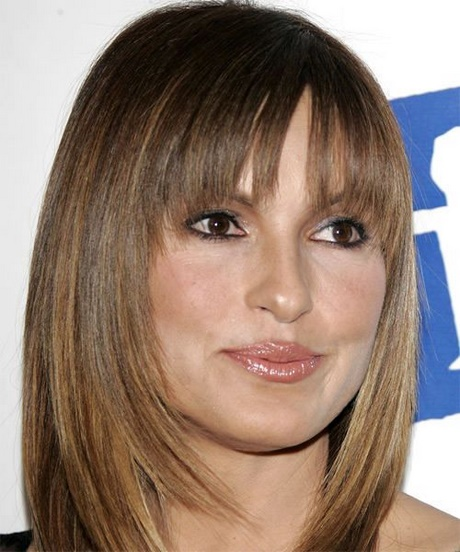 Middle Cut Hairstyles