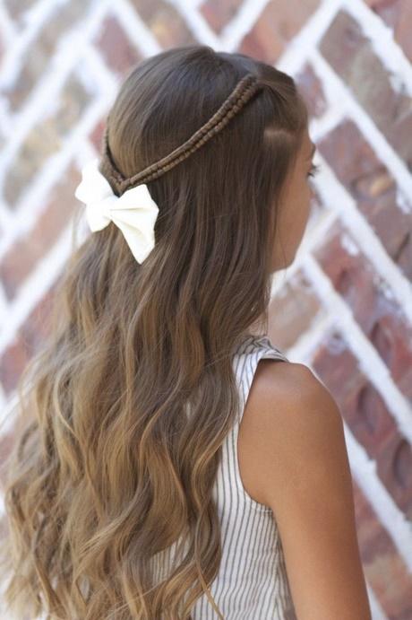 Pretty Hairdos For Girls