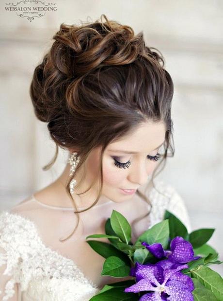 Причёски для невесты свадьбы длинные волосами