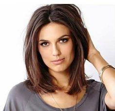 Shoulder Length Hairstyles For Thick Hair | Hairstyles 2016 Thick Hair