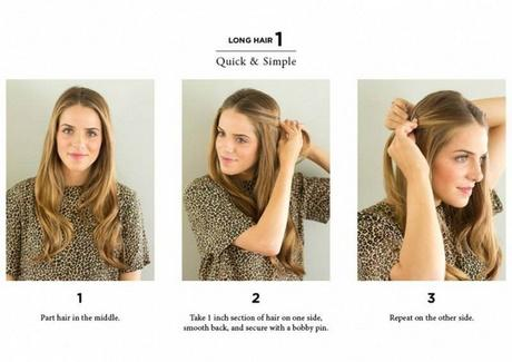 Fine Design Quick And Easy Hairstyles For Medium Length Hair Fun