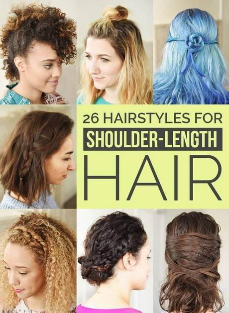 10 easy hairstyles for medium length hair