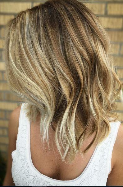 Best hair color for medium length hair