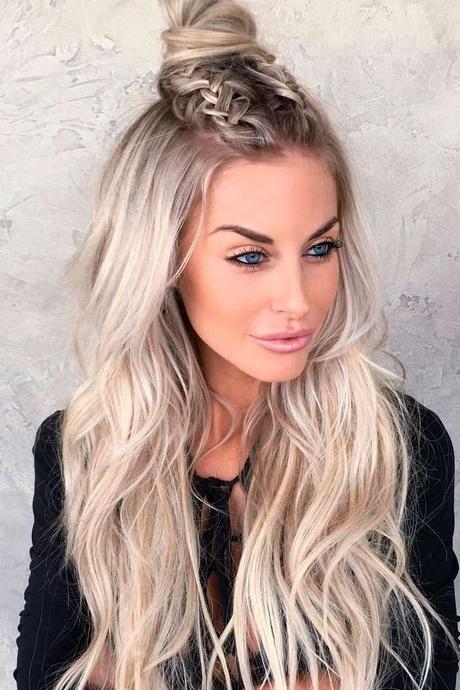 Down Hairstyles For Medium Hair