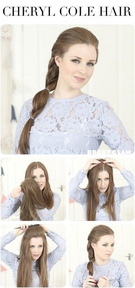 Gallery Easy Hairstyles For Long Thin Hair :: Pretty Hairstyles Ideas Of  Top 13 Fabulous