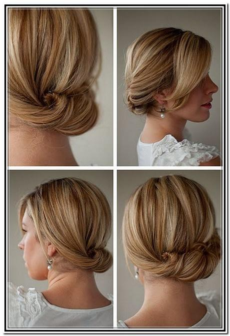 Easy hairstyles for mid length hair